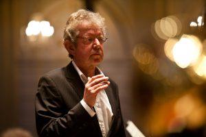 Henk Meutgeert in het Concertgebouw